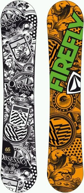 Firefly Snowboard Obsession Wide