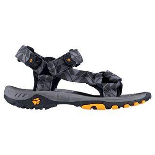 Jack Wolfskin Sandale Seven Seas Kinder tarmac grey 001
