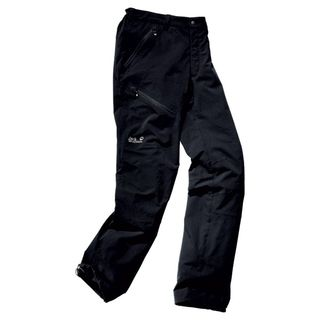 Jack Wolfskin Softshell Hose Activate Pants Women black 001