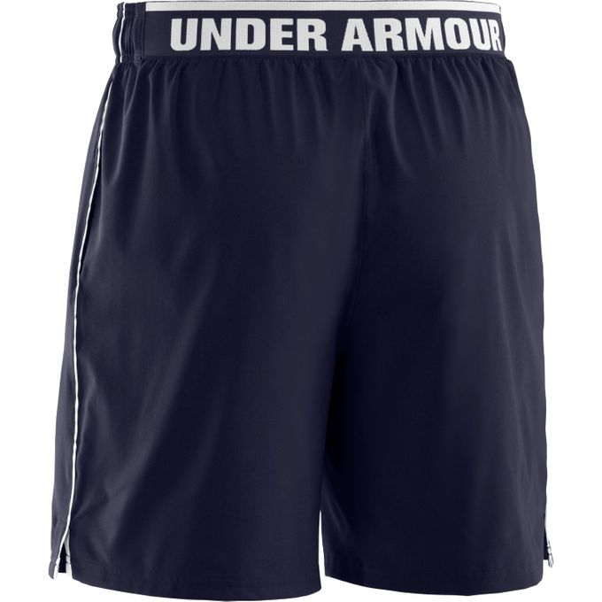 "Under Armour Sporthose Mirage Short 8"" blau"