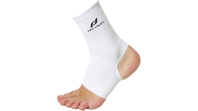 PRO TOUCH Knöchelbandage weiss