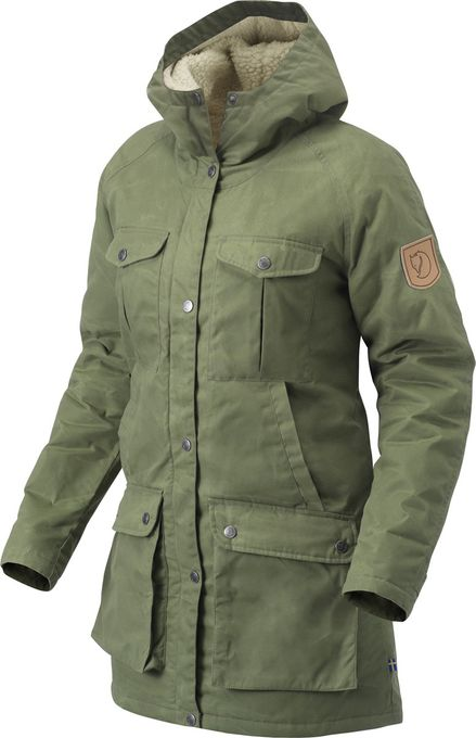 Fjäll Räven Damen Parka Greenland Winter