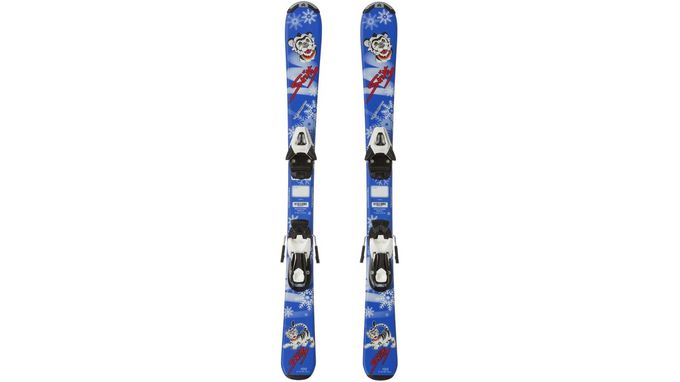 TECNOPRO Ski Skitty Kinder + Bindung NTC 45 jungen
