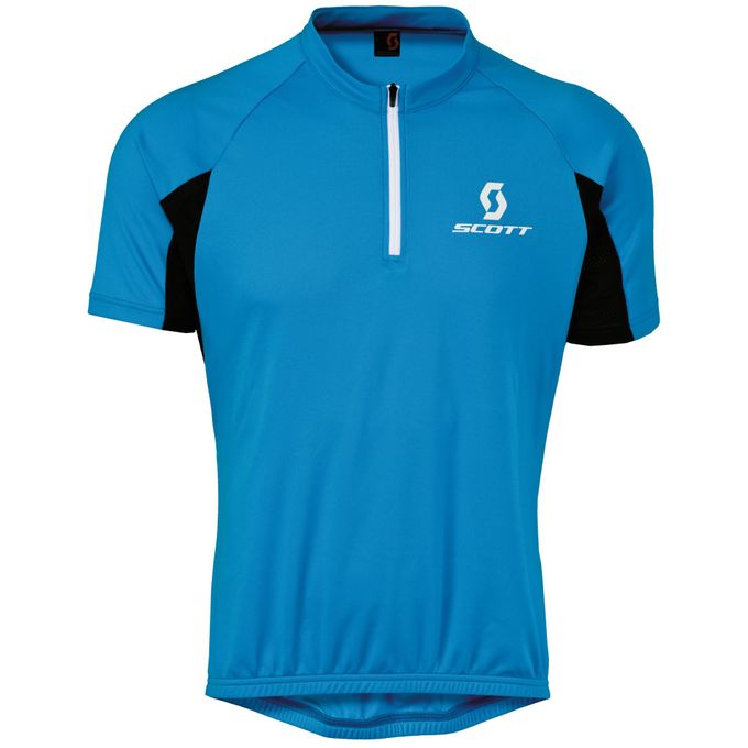 Scott Shirt Essential Radtrikot blue