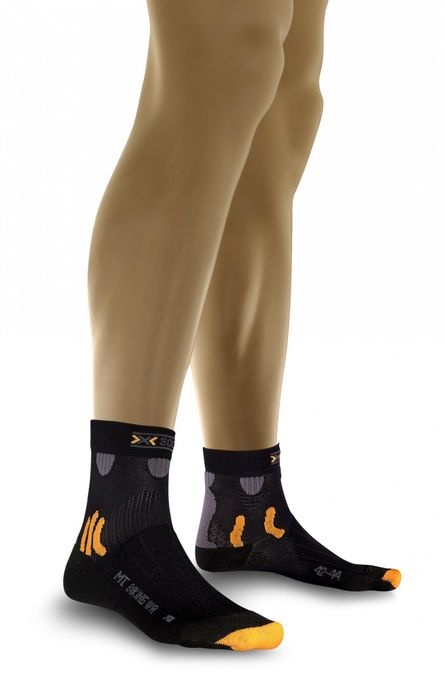 X-Socks Fahrradsocken Mountainbiking Water-Repellent