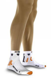 X-Socks Fahrradsocken Mountainbiking weiß 001