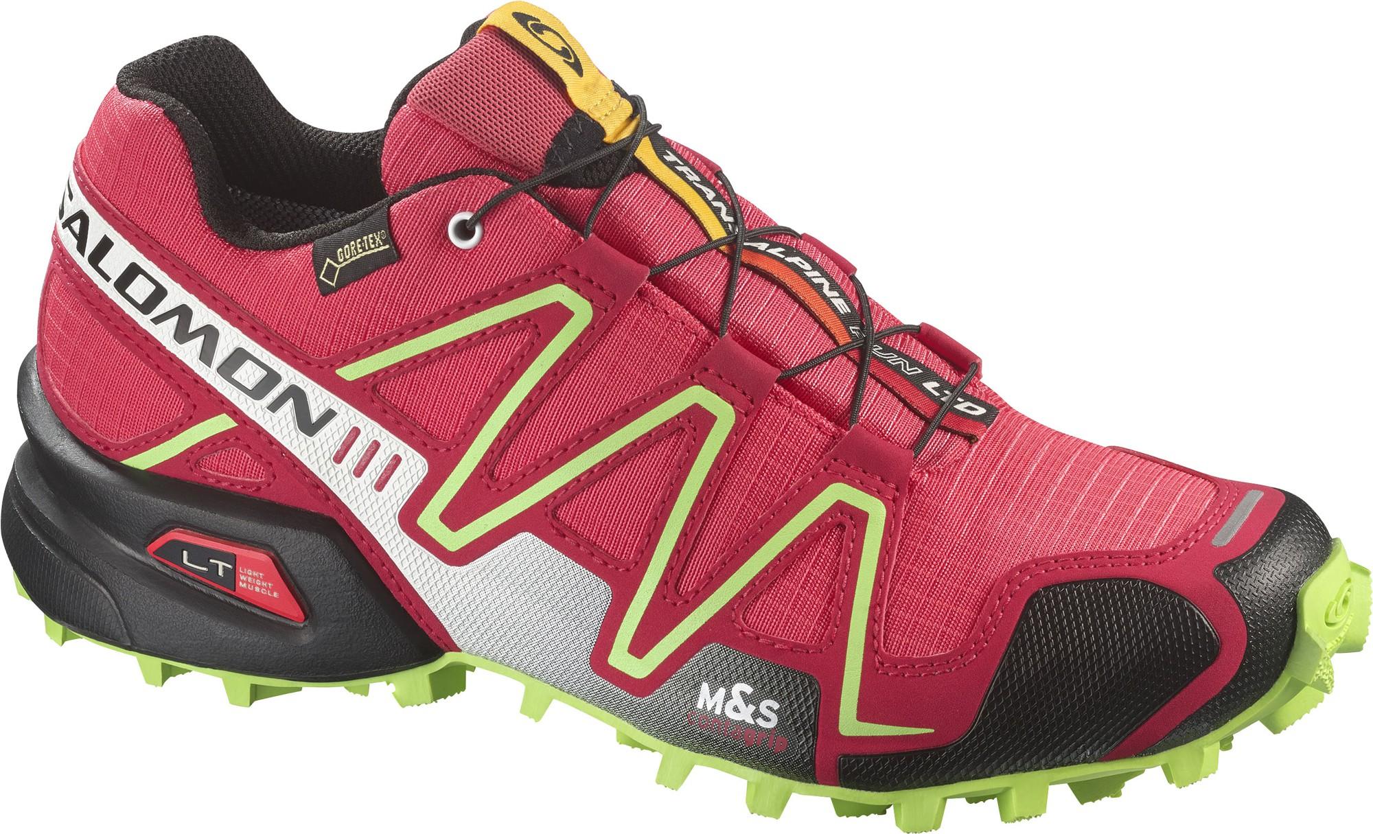 Salomon Schuhe Damen Pink