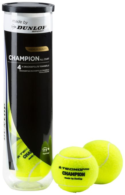"TECNOpro Champion Allcourt ""made by DUNLOP"""