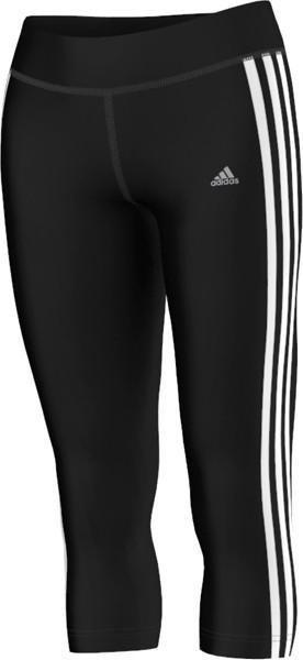 adidas Damen 3/4 Trainingshose WP 3S Tights