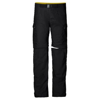 Jack Wolfskin All Terrain Zip Off Pants M - black 001