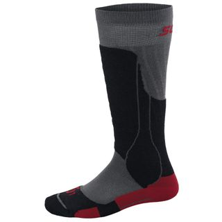 SCOTT SNOW-TAC MEDIUM SOCKEN red 001