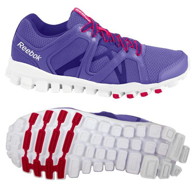 Reebok RealFlex Train RS 2.0 Woman orchidee/violet/pink/white