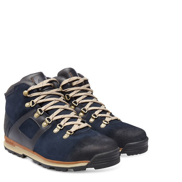 Timberland GT Scramble Mid Leather WP