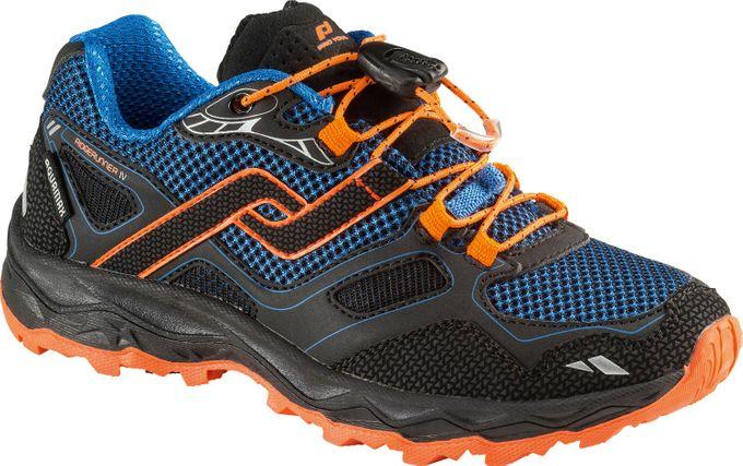 Pro Touch Trail Run Schuh Ridgerunner Kids  schwarz blau