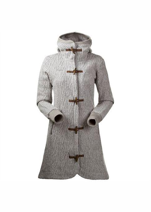Bergans Bergfrue Lady Coat grey melange