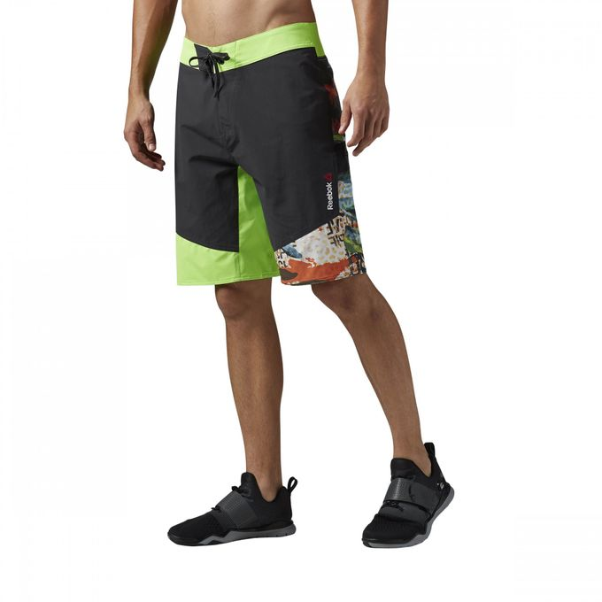 Reebok ONE Series ACTIVChill Force Nasty CORDURA® Boardshort