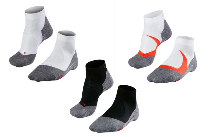 Falke Sportsocken GO5 RU4 Cushion  Short
