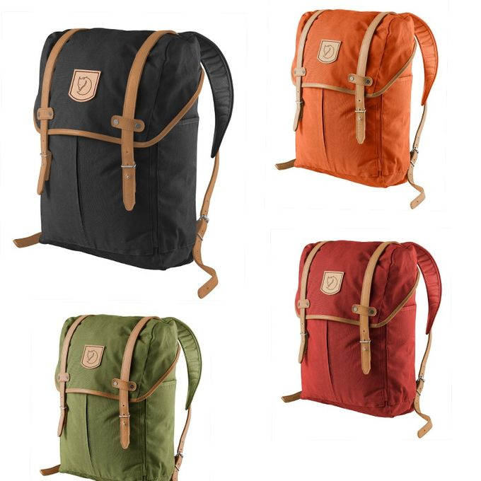 Fjällräven retro Rucksack No. 21 Medium mit Laptopfach