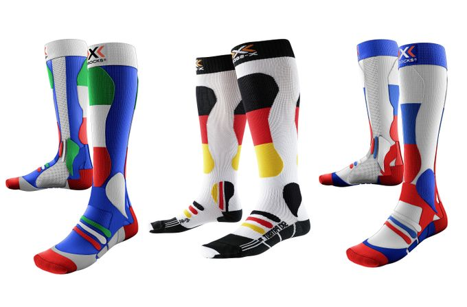 X-Socks Ski Patriot