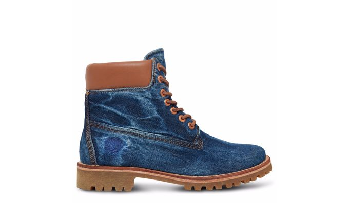 Timberland 6 Inch Heritage 6 in Fabric
