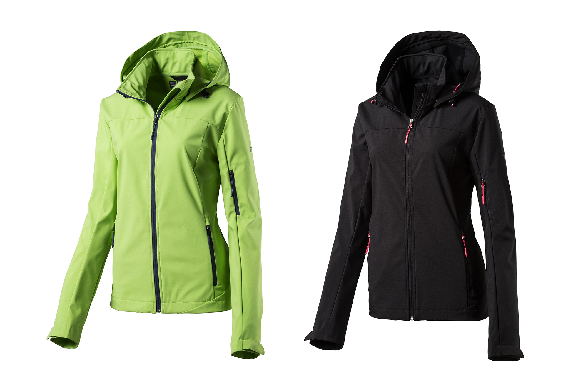 b5df75ecaf710 McKinley Damen Softshell Jacke Birch Creek 3