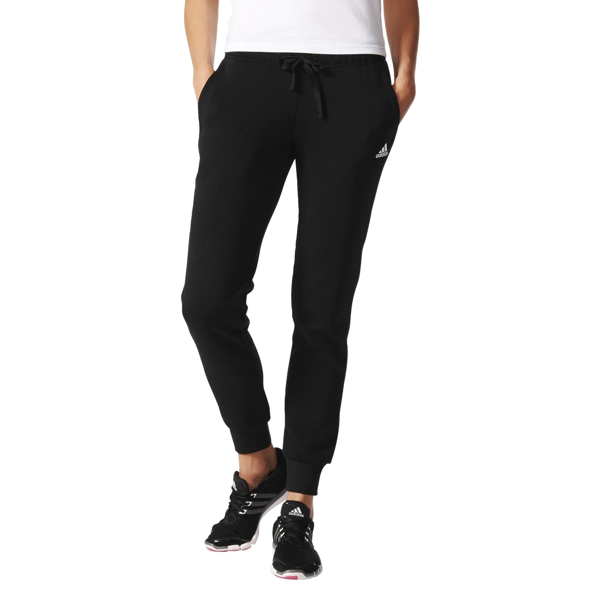 adidas jogginghose ess solid damen. Black Bedroom Furniture Sets. Home Design Ideas