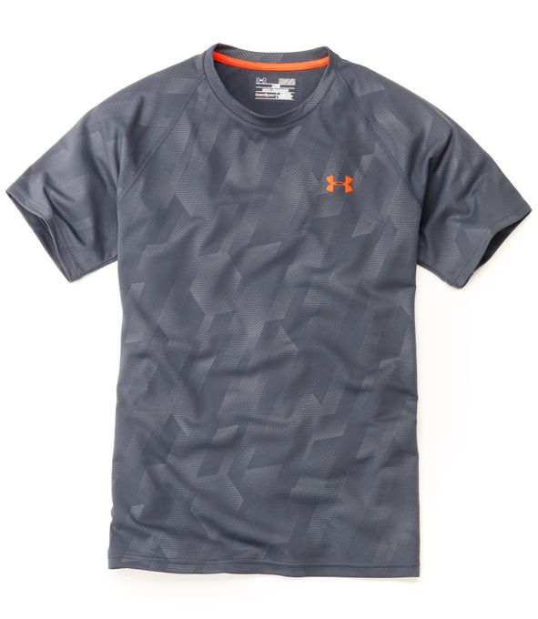 Under Armour T-Shirt UA TECH NOVELTY SS