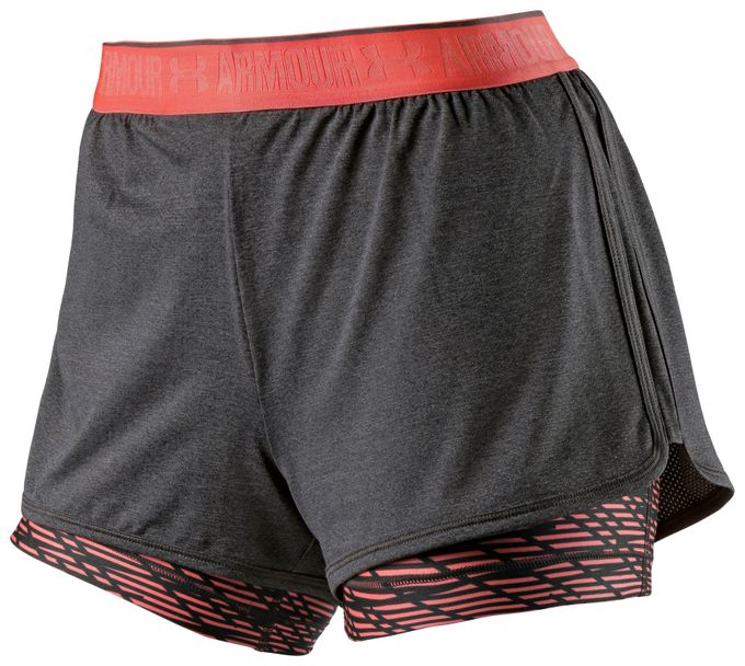 Under Armour Sporthose HG ARMOUR 2IN1 PRNT SHRTY