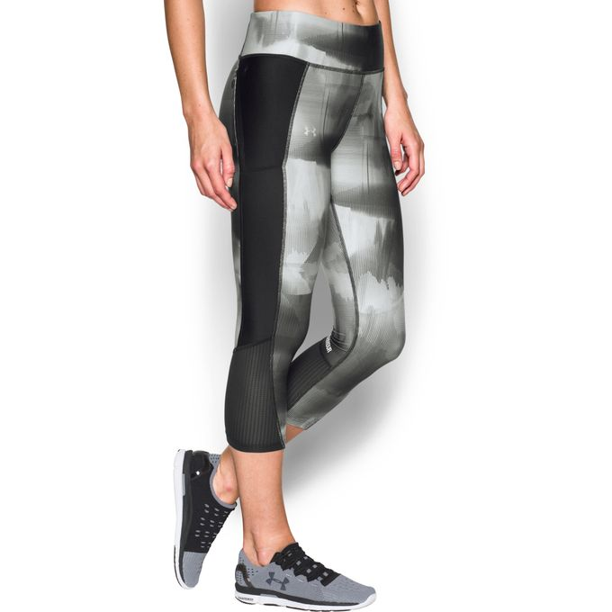 Under Armour Sporthose FLY BY PRINTED CAPRI