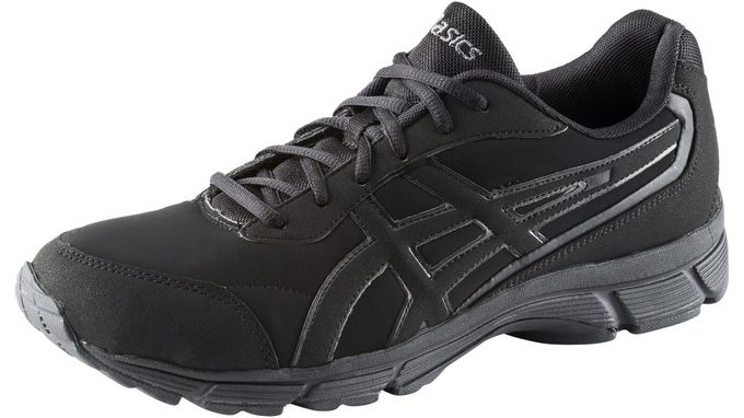 Asics Gel-Mission M Herren black