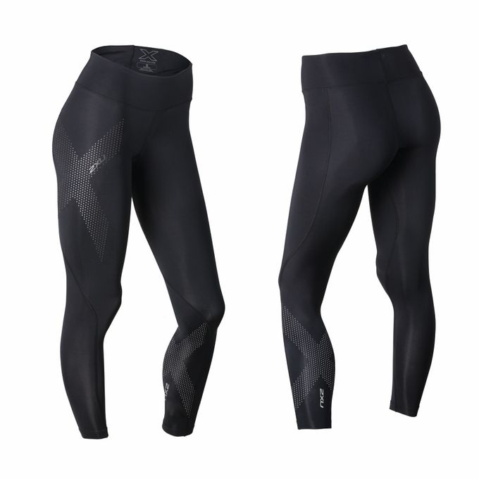 2XU Mid-Rise Compression Tight