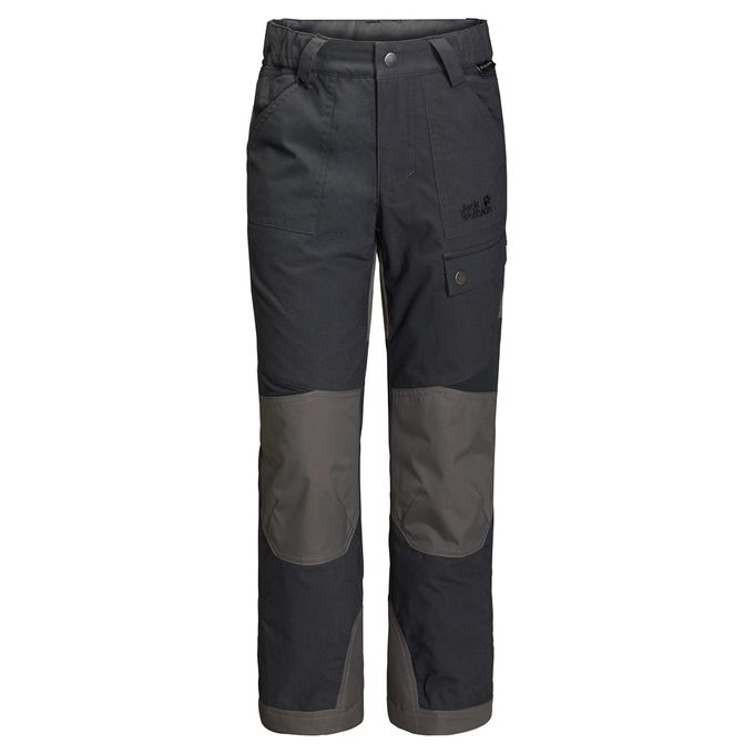 Jack Wolfskin Wanderhose Rugged Pants Kinder