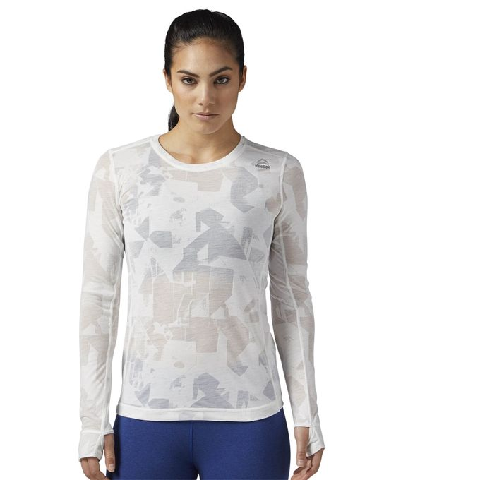 Reebok BURNOUT LONG SLEEVE