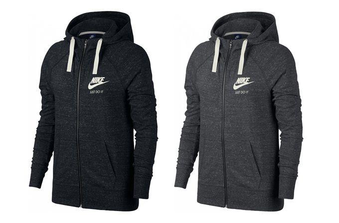 Nike Gym Vintage - Kapuzenjacke Damen