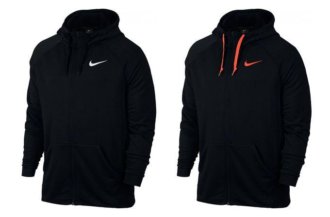 Nike Trainingsjacke DRY HOODIE FZ FLEECE