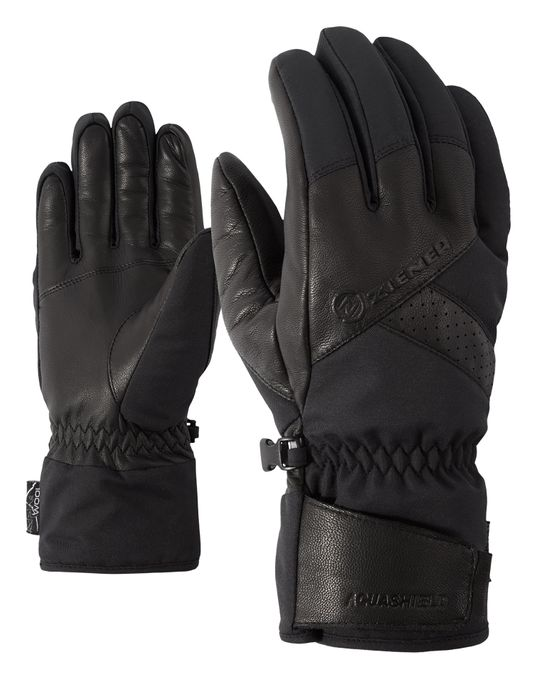 Ziener GETTER AS AW glove ski alpine