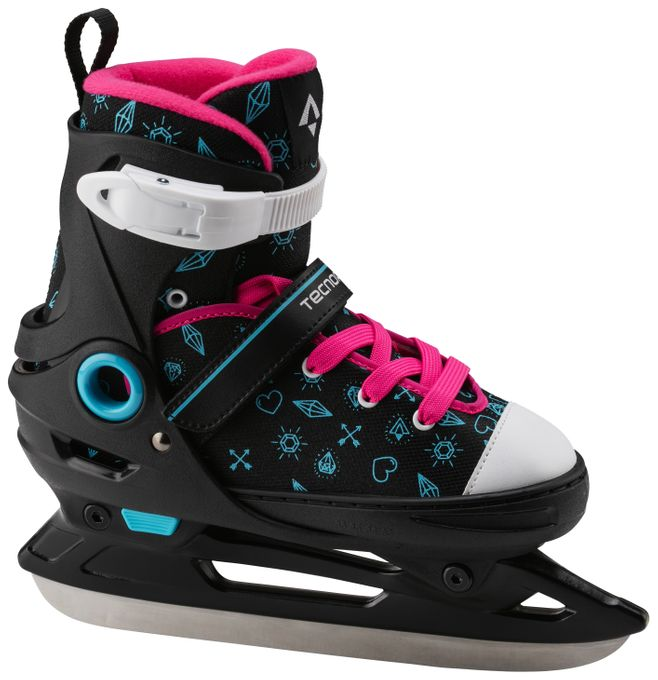 TECNOPRO Eishockey Complet Alpha Soft Girl