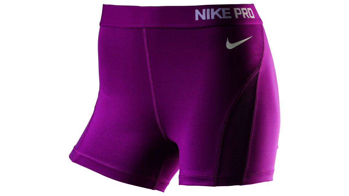 nike shorts damen shorts pro hypercool 3 fitnesshose. Black Bedroom Furniture Sets. Home Design Ideas