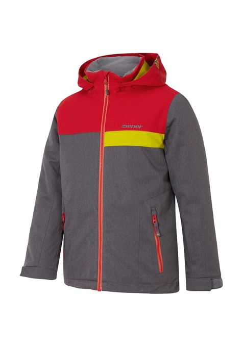 Ziener Kinder Skijacke APLI JUN (JACKET SKI)