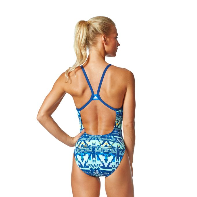 adidas Performance INF+ THIN STRAPS SWIMSUIT