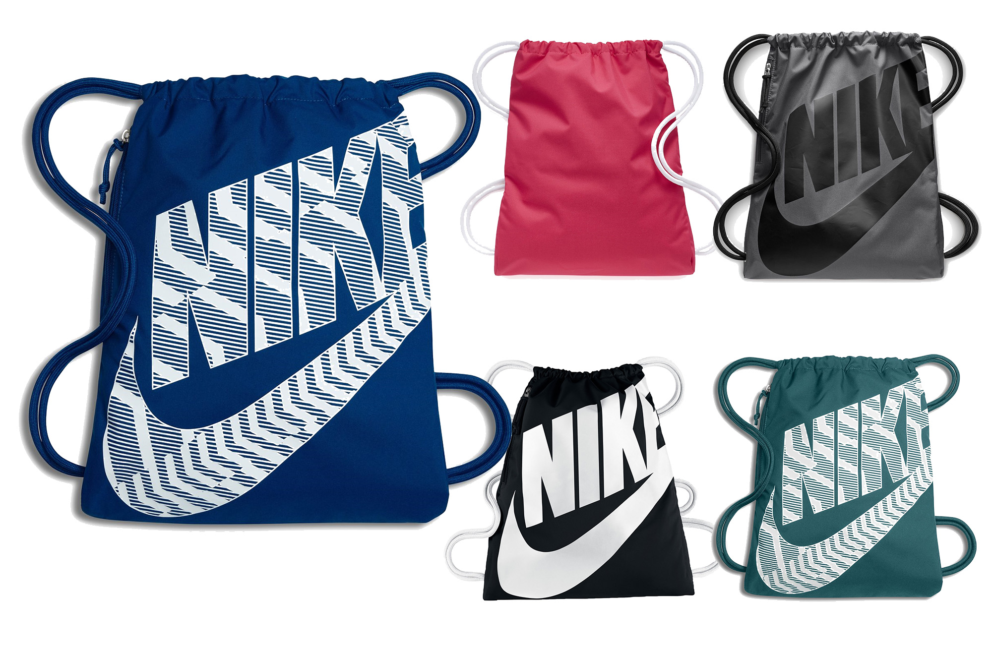 Nike Bolso para deporte Heritage de entrenamiento Mochila gymbag  f74e80c0fdc36