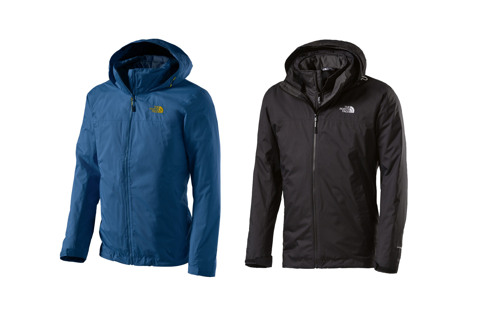 the north face m arashi triclimate jacket herren doppeljacke. Black Bedroom Furniture Sets. Home Design Ideas