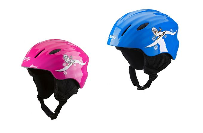 TECNOPRO Kinderskihelm Skitty