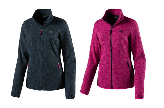 The North Face Damen Fleecejacke W Arashi Inner Fleece