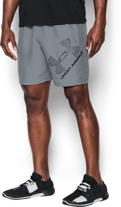 Under Armour Sporthose UA 8 WOVEN GRAPHIC SHORT