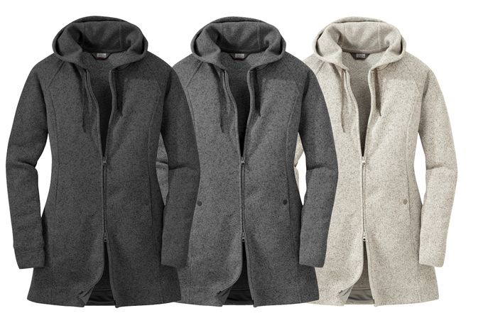 Outdoor Research OR Women's Longitude Hoody