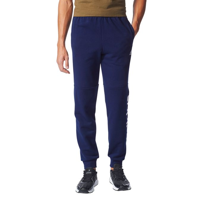 adidas Performance  Linear Tapered Pant French Terry