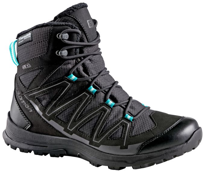 Salomon Damen Winterschuhe Woodsen TS Cswp W
