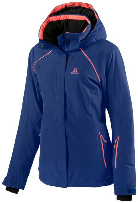 Salomon Damen Skijacke  STRIKE JKT W