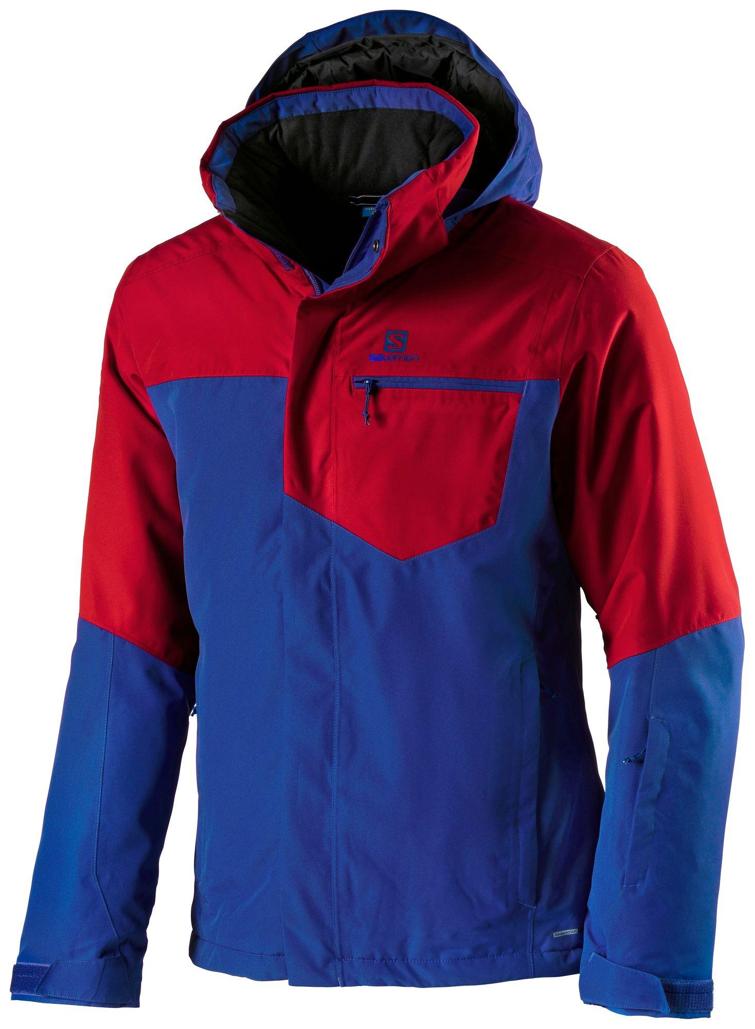 salomon ski jacket strike jkt m men 39 s winter jacket. Black Bedroom Furniture Sets. Home Design Ideas